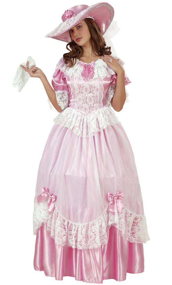 Costume-Marquise-femme-rose