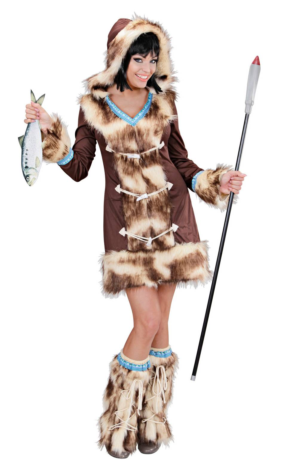 Costume esquimaude femme