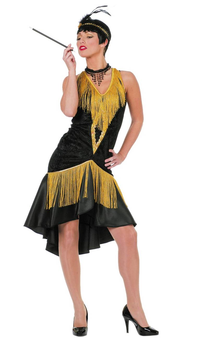 Adulte Costume Charleston Femme Gatsby Déguisement V29942 dCQrxeBoW