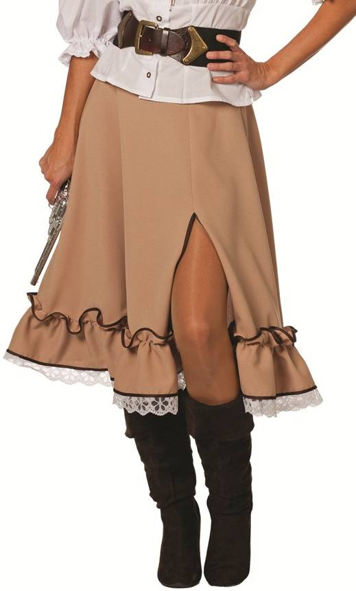 Costume-Jupe-Cow-girl-Grande-Taille