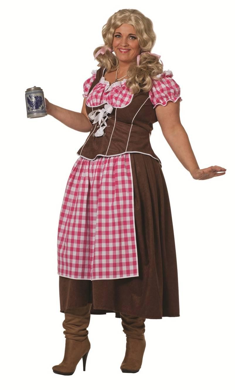 Costume-Tyrolienne-Grande-taille