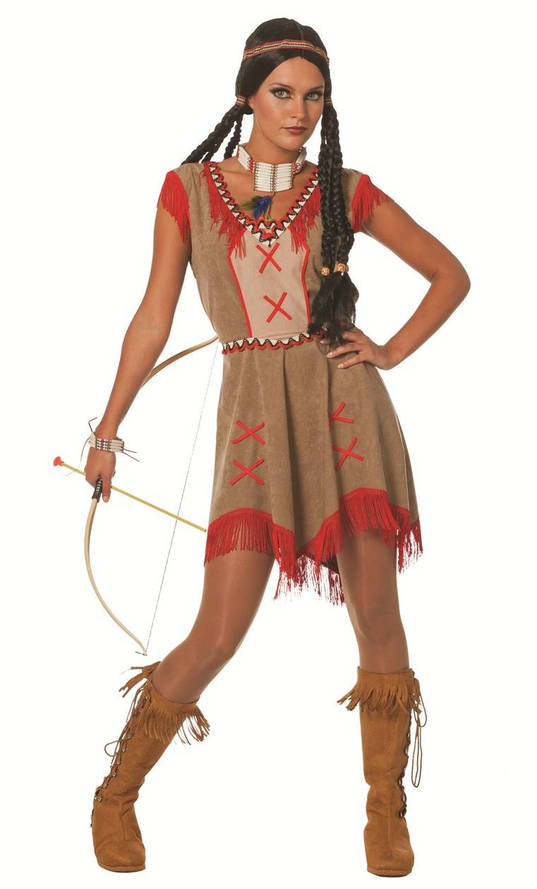 Costume-Indienne-XL-XXXL