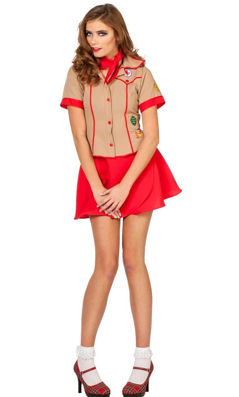 Costume-Scout-Femme
