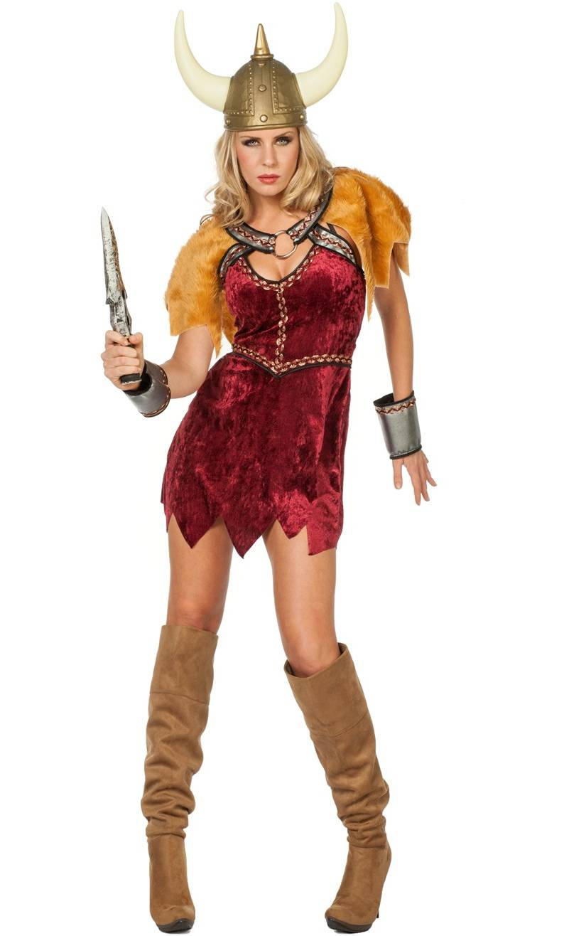 Costume-Viking-pour-Femme