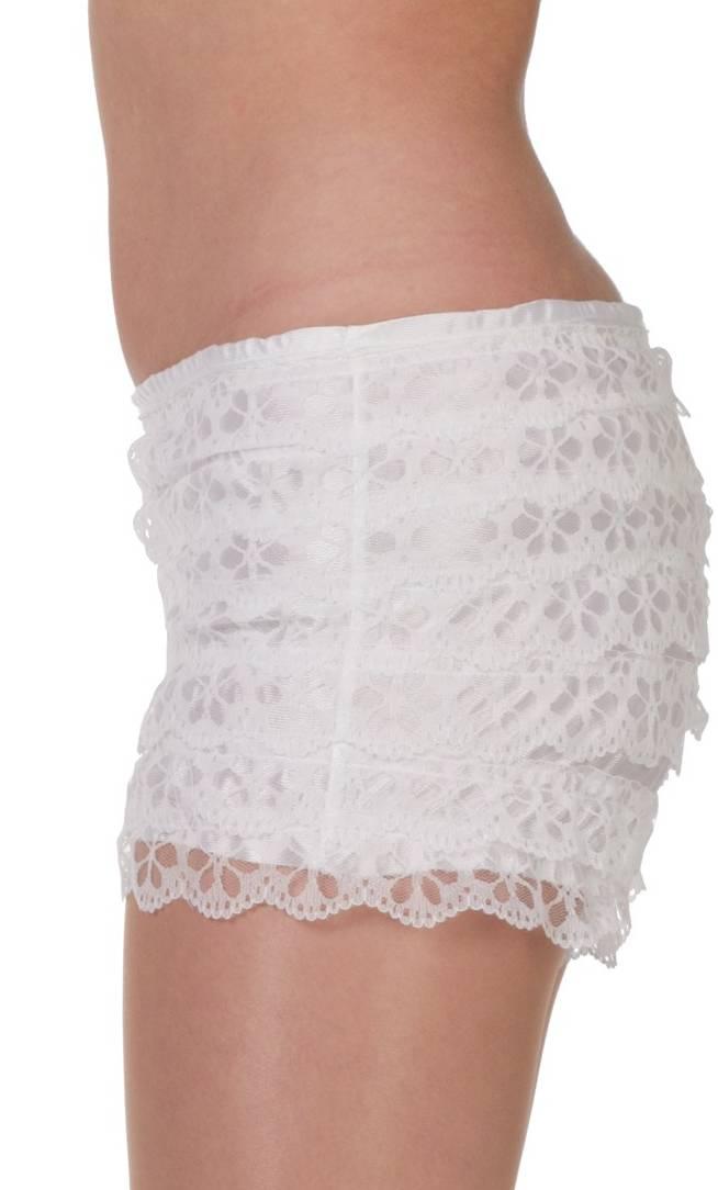 Costume-Shorty-femme-dentelle-blanc