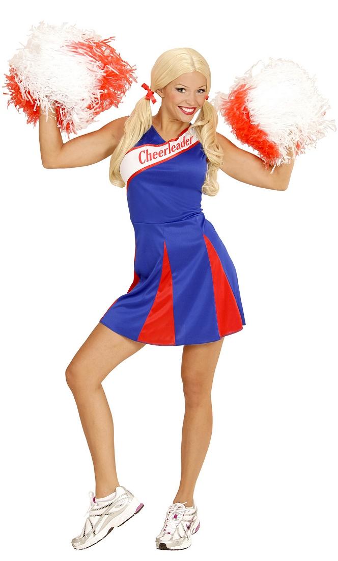 Costume-Pompom-Girl-Femme-bleue