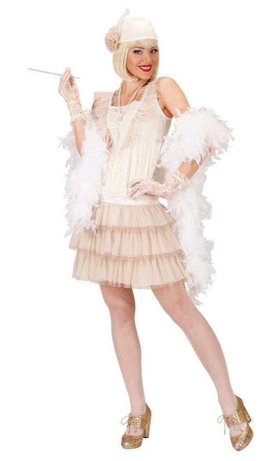 Robe Charleston Deguisement Femme V29865 Atelier Mascarade