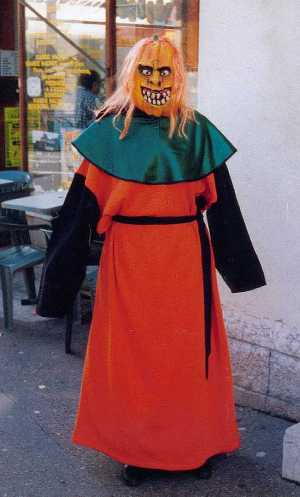 Costume-Citrouille