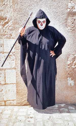 Costume-La-Mort