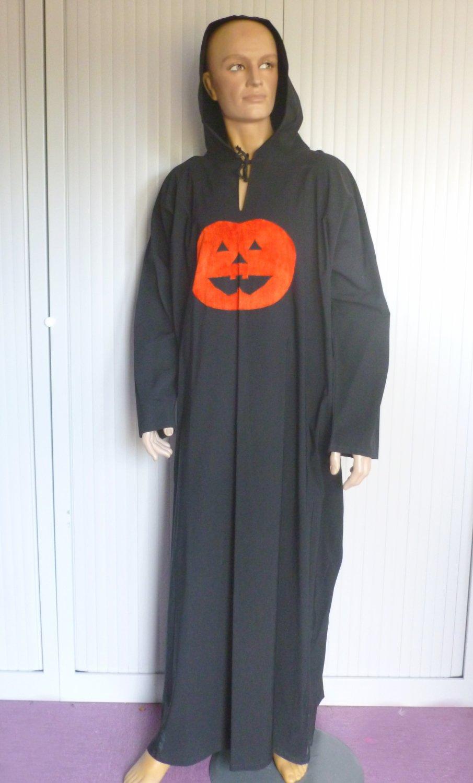 costume halloween horreur citrouille adulte v38010. Black Bedroom Furniture Sets. Home Design Ideas