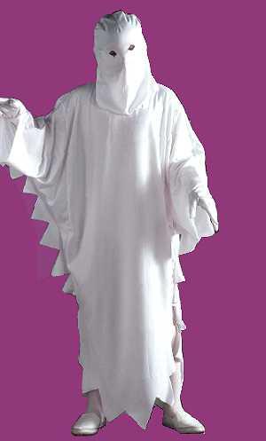 Costume-Halloween-Fantôme