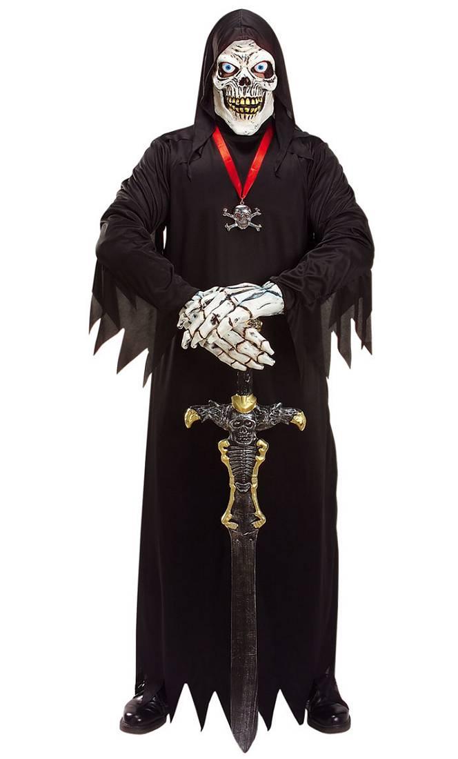 Costume-Halloween-La-Mort