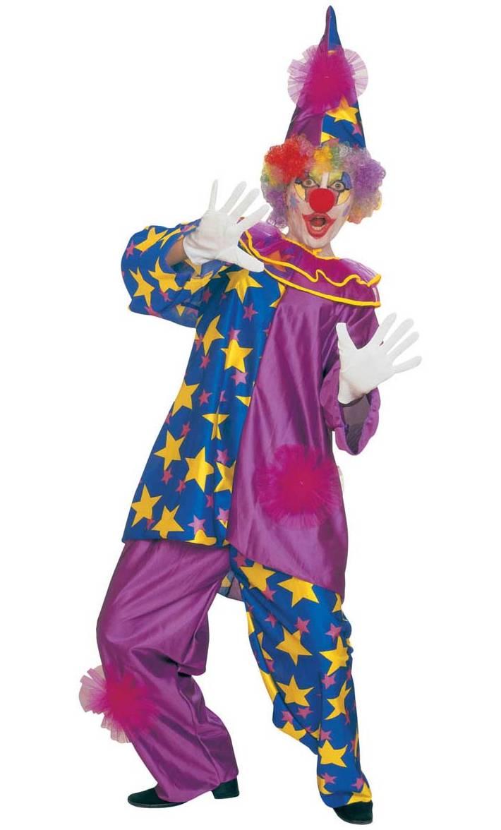 Déguisement-Pierrot-star