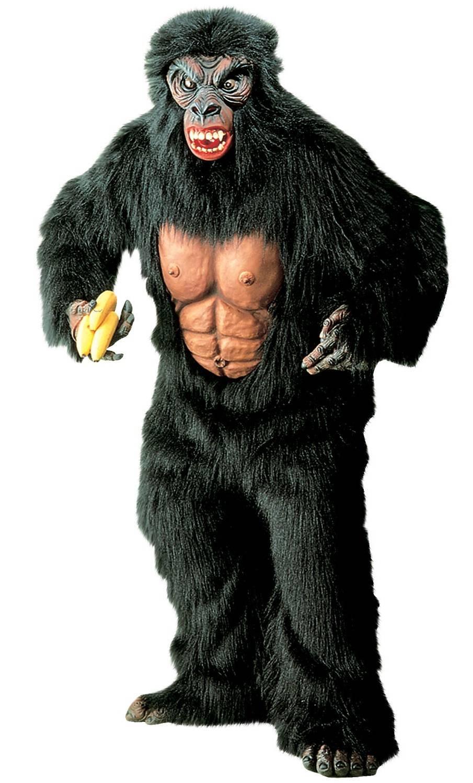 Mascotte de gorille