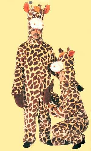 Costume-Girafe