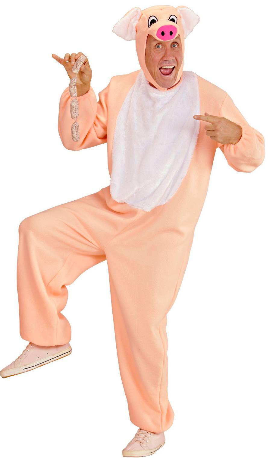 Costume de cochon