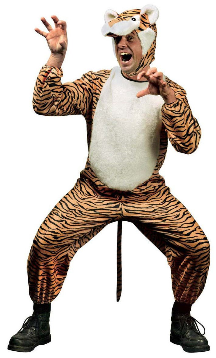 Costume tigre adulte