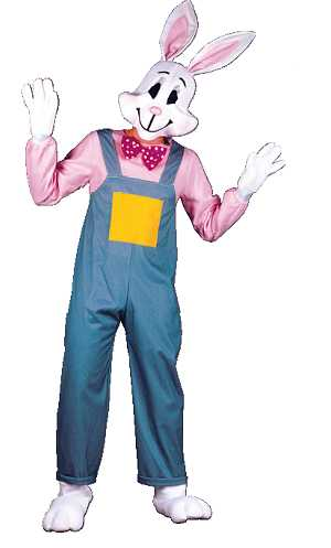 Costume lapin m5
