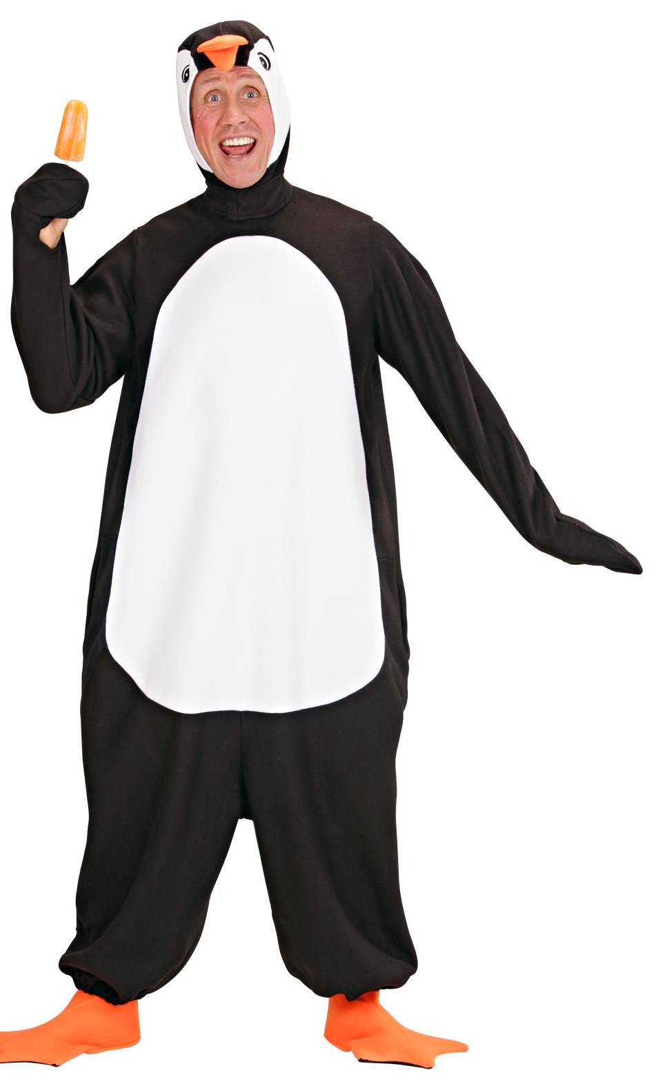 Costume de pingouin adulte