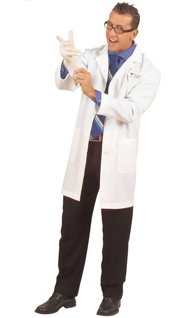 Costume-Blouse-blanche-docteur