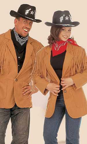 Costume-Cow-Boy-Veste-Western