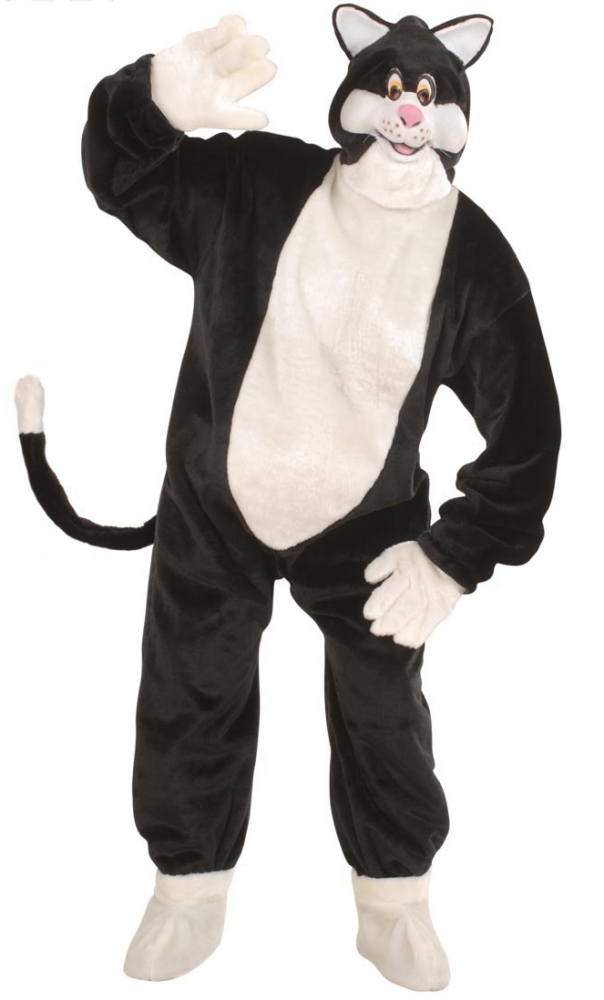 Costume chat m3 v39100 - Deguisement chat fille ...