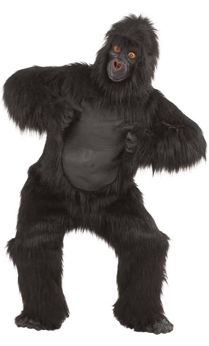 Costume de gorille