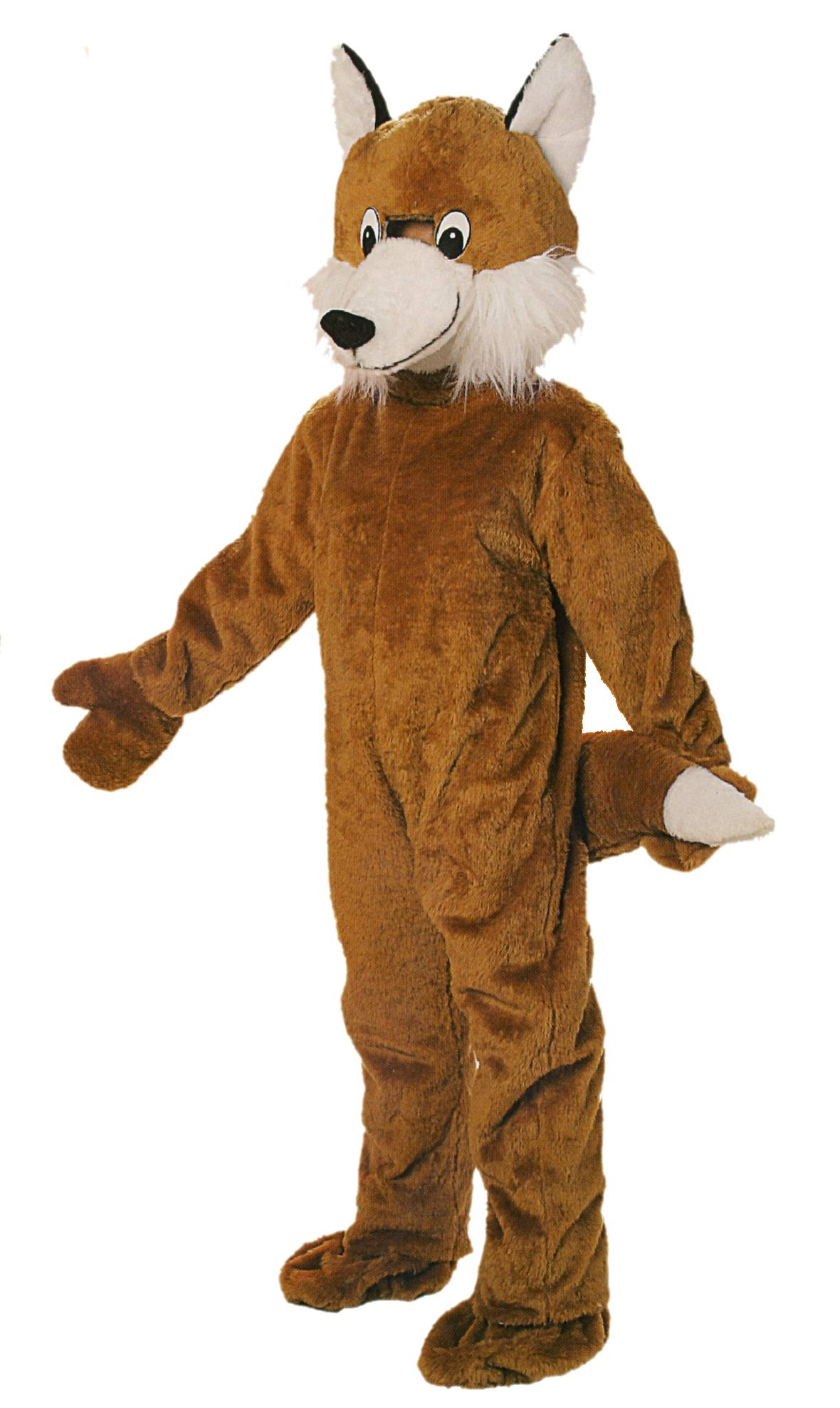déguisement adulte renard