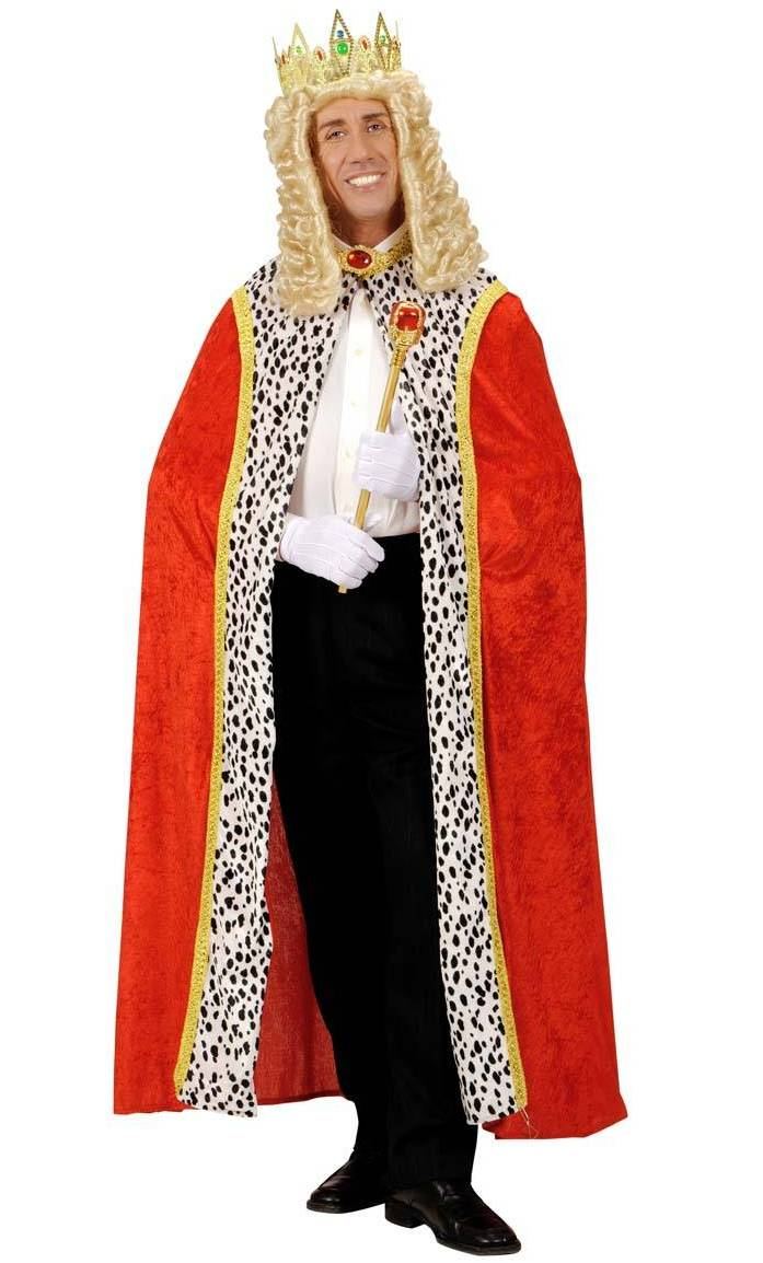 Costume-Roi-Cape-Royale