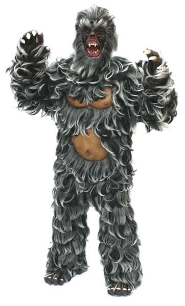 Costume-Y�ti