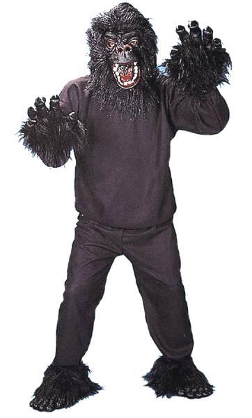 Mascotte-de-gorille