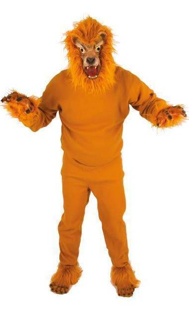 Costume-Lion