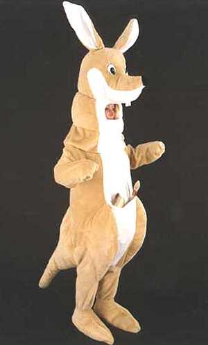 Costume-Mascotte-Kangourou-M1
