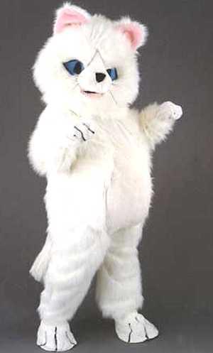 Costume-Mascotte-Chat-Blanc-M1