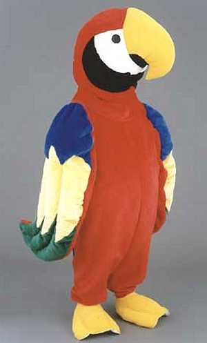 Costume-Mascotte-Perroquet-M1