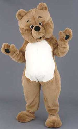 Costume-Mascotte-Ours-Brun-M3