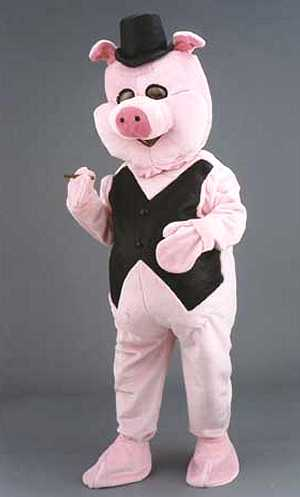 Costume-Mascotte-Cochon-M1