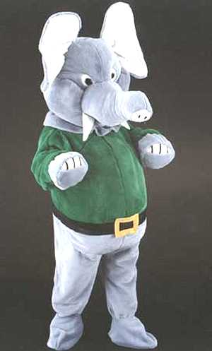 Costume-Mascotte-Eléphant-M2