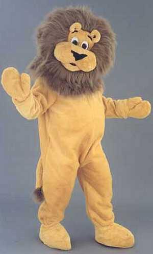 Costume-Mascotte-Lion-M1