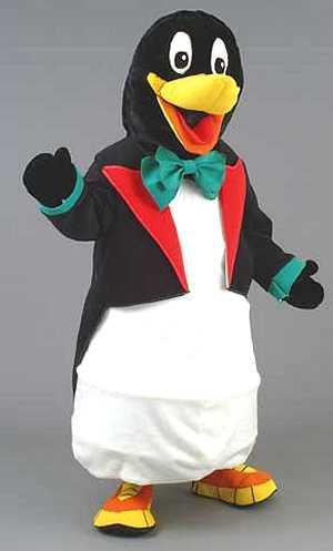 Costume-Mascotte-Pingouin-M2