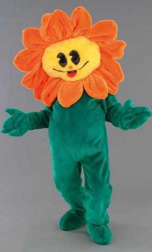 Costume-Mascotte-Fleur-M1