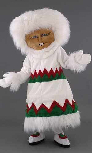 Costume-Mascotte-Esquimau-M1