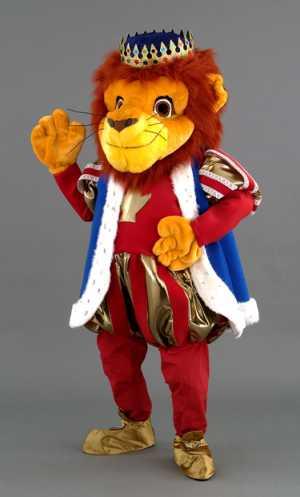 Costume-Mascotte-Lion-M2