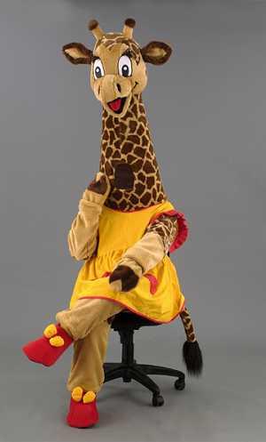 Costume-Mascotte-Girafe-M1