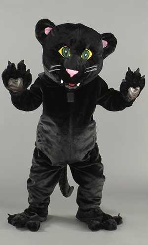 Costume-Mascotte-Panthère-Noire-M1
