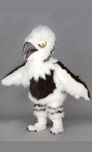 Costume-Mascotte-Aiglon-M1