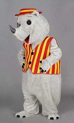 Costume-Mascotte-Rhinocéros-M1