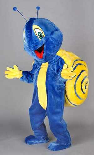 Costume-Mascotte-Escargot-Bleu-M1