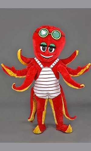 Costume-Mascotte-Pieuvre-M1