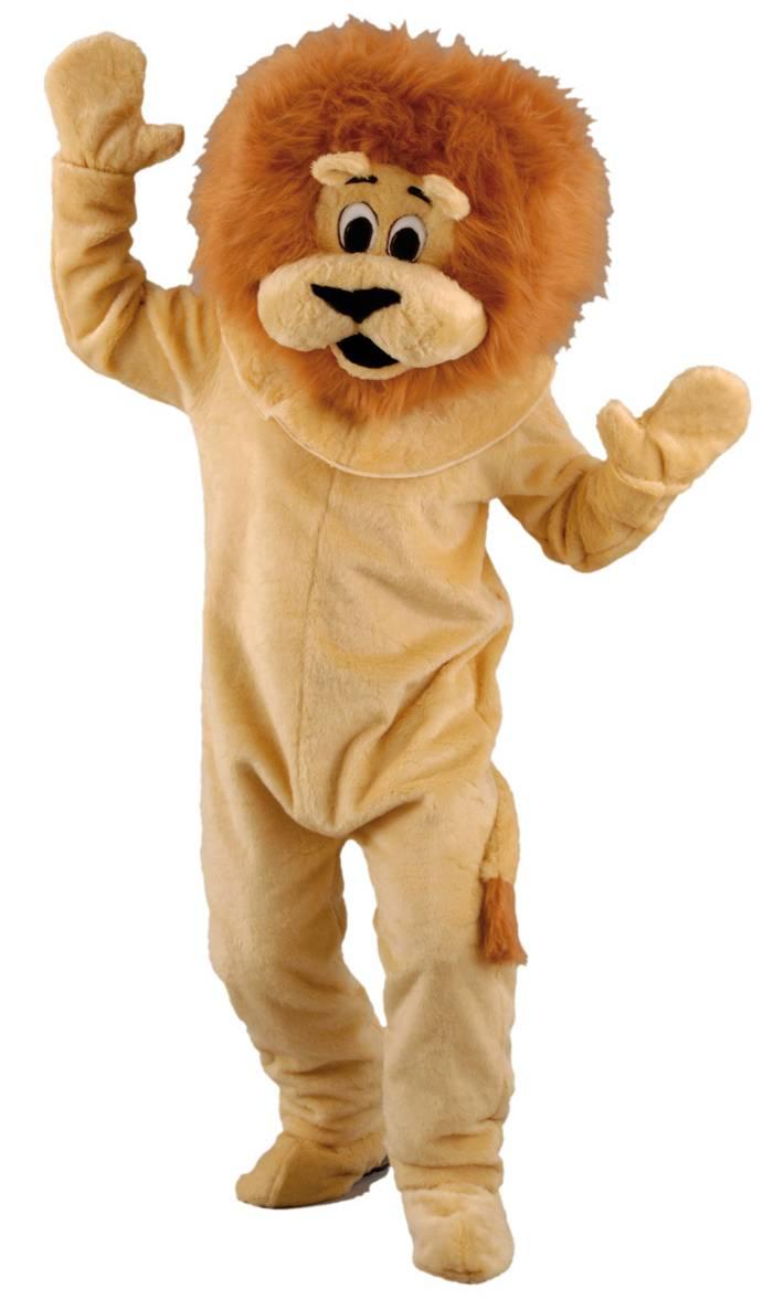 Costume-Mascotte-Lion-M3